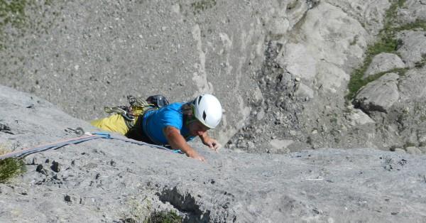 Klettergurt Für Mehrseillängen : Mehrseillängen kletterschule alpinschule bergaufbergab weiler