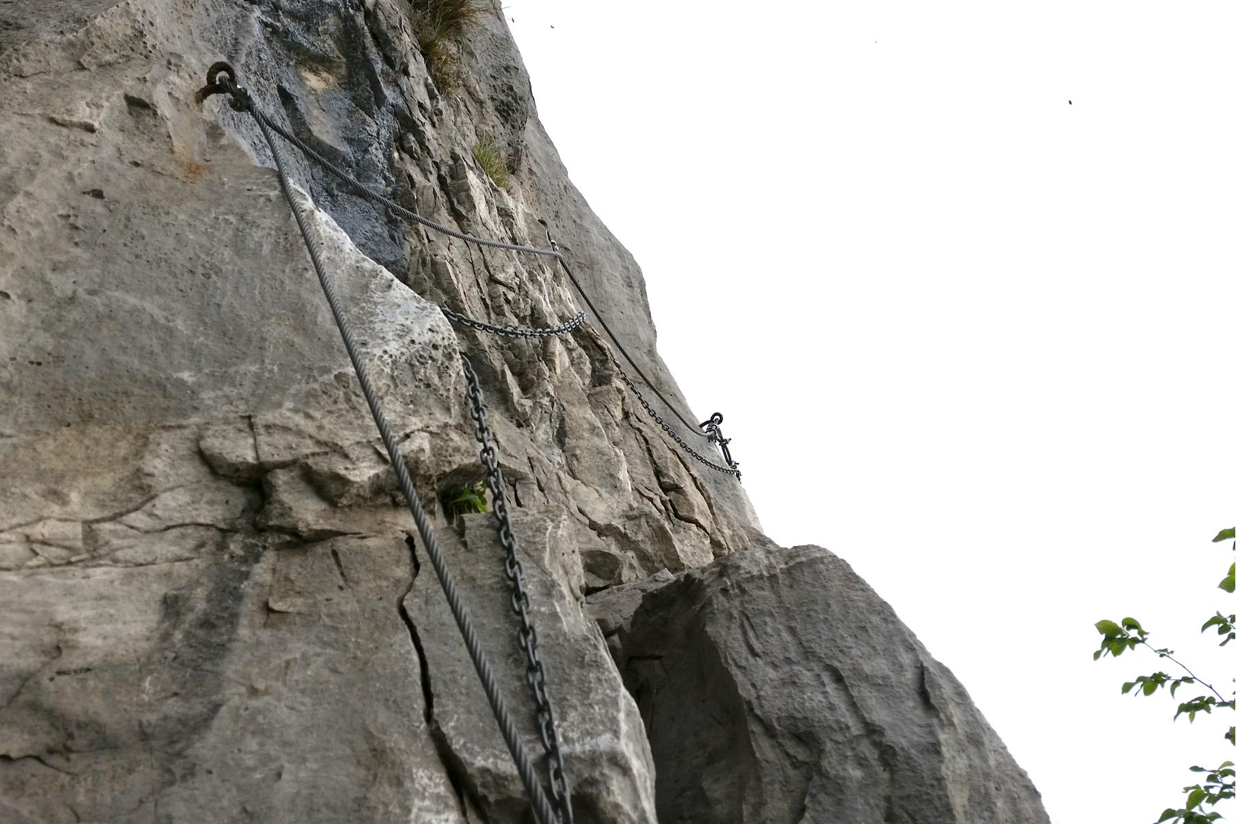 Klettersteig Comer See : Klettersteig kletterschule alpinschule bergaufbergab weiler
